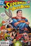 Superman & Bugs Bunny comic books
