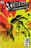 Superman Confidential #11 comic books - cover scans photos Superman Confidential #11 comic books - covers, picture gallery