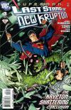 Superman: Last Stand of New Krypton #3 comic books for sale