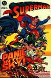 Superman: Panic in the Sky comic books
