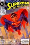 Superman: The Man of Steel #1 comic books - cover scans photos Superman: The Man of Steel #1 comic books - covers, picture gallery