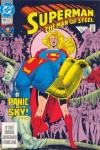 Superman: The Man of Steel #10 comic books - cover scans photos Superman: The Man of Steel #10 comic books - covers, picture gallery