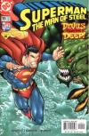 Superman: The Man of Steel #106 comic books - cover scans photos Superman: The Man of Steel #106 comic books - covers, picture gallery