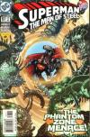 Superman: The Man of Steel #107 comic books - cover scans photos Superman: The Man of Steel #107 comic books - covers, picture gallery