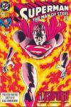 Superman: The Man of Steel #11 comic books - cover scans photos Superman: The Man of Steel #11 comic books - covers, picture gallery