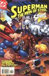 Superman: The Man of Steel #110 comic books - cover scans photos Superman: The Man of Steel #110 comic books - covers, picture gallery