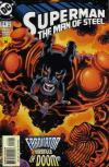 Superman: The Man of Steel #114 comic books - cover scans photos Superman: The Man of Steel #114 comic books - covers, picture gallery
