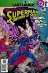 Superman: The Man of Steel #119 comic books - cover scans photos Superman: The Man of Steel #119 comic books - covers, picture gallery