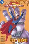Superman: The Man of Steel #123 comic books - cover scans photos Superman: The Man of Steel #123 comic books - covers, picture gallery