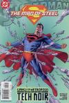 Superman: The Man of Steel #125 comic books - cover scans photos Superman: The Man of Steel #125 comic books - covers, picture gallery