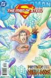 Superman: The Man of Steel #126 comic books - cover scans photos Superman: The Man of Steel #126 comic books - covers, picture gallery