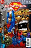 Superman: The Man of Steel #130 comic books - cover scans photos Superman: The Man of Steel #130 comic books - covers, picture gallery