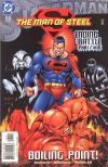 Superman: The Man of Steel #131 comic books - cover scans photos Superman: The Man of Steel #131 comic books - covers, picture gallery