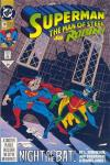 Superman: The Man of Steel #14 comic books - cover scans photos Superman: The Man of Steel #14 comic books - covers, picture gallery