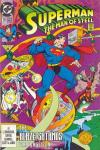Superman: The Man of Steel #15 comic books - cover scans photos Superman: The Man of Steel #15 comic books - covers, picture gallery