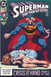 Superman: The Man of Steel #16 Comic Books - Covers, Scans, Photos  in Superman: The Man of Steel Comic Books - Covers, Scans, Gallery