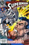Superman: The Man of Steel #19 cheap bargain discounted comic books Superman: The Man of Steel #19 comic books