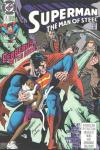 Superman: The Man of Steel #2 comic books - cover scans photos Superman: The Man of Steel #2 comic books - covers, picture gallery
