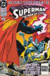 Superman: The Man of Steel #24 comic books for sale
