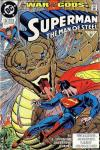 Superman: The Man of Steel #3 comic books - cover scans photos Superman: The Man of Steel #3 comic books - covers, picture gallery