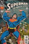 Superman: The Man of Steel #31 comic books for sale