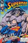 Superman: The Man of Steel #4 comic books - cover scans photos Superman: The Man of Steel #4 comic books - covers, picture gallery