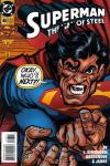 Superman: The Man of Steel #46 comic books for sale