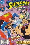 Superman: The Man of Steel #8 comic books - cover scans photos Superman: The Man of Steel #8 comic books - covers, picture gallery