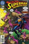Superman: The Man of Steel #89 comic books - cover scans photos Superman: The Man of Steel #89 comic books - covers, picture gallery