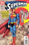 Superman: The Man of Steel #95 comic books - cover scans photos Superman: The Man of Steel #95 comic books - covers, picture gallery
