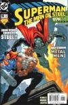 Superman: The Man of Steel #98 comic books - cover scans photos Superman: The Man of Steel #98 comic books - covers, picture gallery