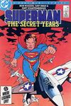 Superman: The Secret Years comic books