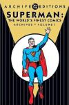 Superman: The World's Finest Comics Archives - Hardcover comic books