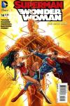 Superman/Wonder Woman #14 comic books for sale