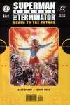 Superman vs. the Terminator: Death to the Future #3 Comic Books - Covers, Scans, Photos  in Superman vs. the Terminator: Death to the Future Comic Books - Covers, Scans, Gallery