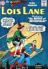 Superman's Girl Friend Lois Lane #1 comic books - cover scans photos Superman's Girl Friend Lois Lane #1 comic books - covers, picture gallery