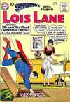 Superman's Girl Friend Lois Lane #19 comic books - cover scans photos Superman's Girl Friend Lois Lane #19 comic books - covers, picture gallery