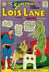 Superman's Girl Friend Lois Lane #33 comic books - cover scans photos Superman's Girl Friend Lois Lane #33 comic books - covers, picture gallery
