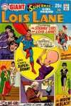 Superman's Girl Friend Lois Lane #95 comic books - cover scans photos Superman's Girl Friend Lois Lane #95 comic books - covers, picture gallery