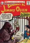 Superman's Pal Jimmy Olsen #24 comic books for sale