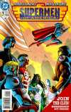 Supermen of America #1 comic books - cover scans photos Supermen of America #1 comic books - covers, picture gallery