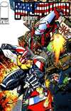 Superpatriot: Liberty & Justice #3 comic books for sale