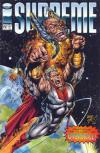 Supreme #19 comic books - cover scans photos Supreme #19 comic books - covers, picture gallery