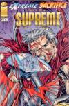 Supreme #23 comic books - cover scans photos Supreme #23 comic books - covers, picture gallery