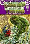 Swamp Thing comic books