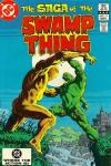 Swamp Thing #11 comic books for sale