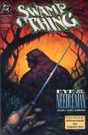 Swamp Thing #122 comic books - cover scans photos Swamp Thing #122 comic books - covers, picture gallery
