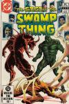 Swamp Thing #4 comic books for sale
