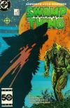 Swamp Thing #40 comic books - cover scans photos Swamp Thing #40 comic books - covers, picture gallery