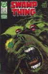 Swamp Thing #61 comic books for sale